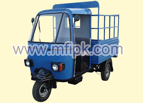 Three Wheeler Container