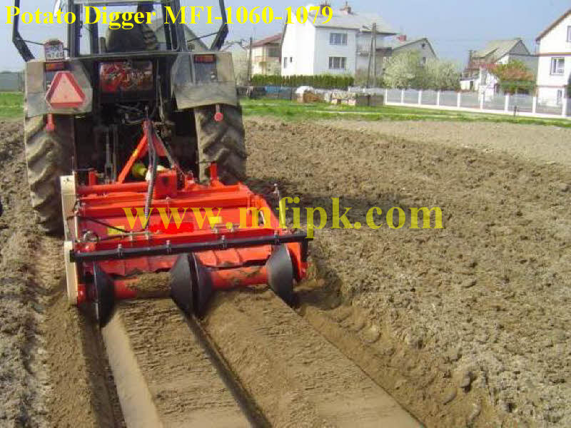 Farm Machinery And Equipment : Agriculture potato digger farm machinery and equipment