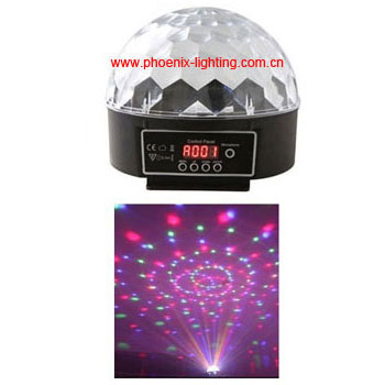 Disco light,Dj light,LED Crystal Magic Ball (PHH017)