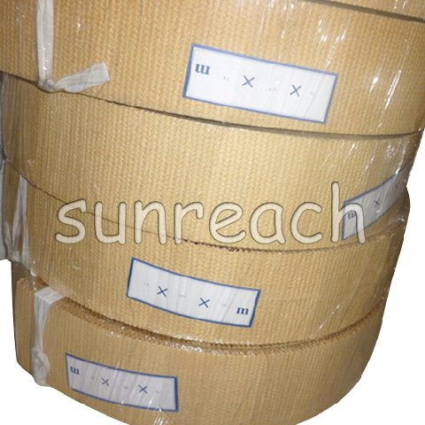 Woven Brake Lining With Resin