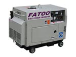 2KW-12KW low noise diesel power generator