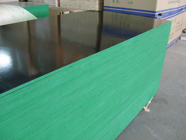 LAMINATED WATERPROOF PLYWOOD FOR CONSTRUCTION