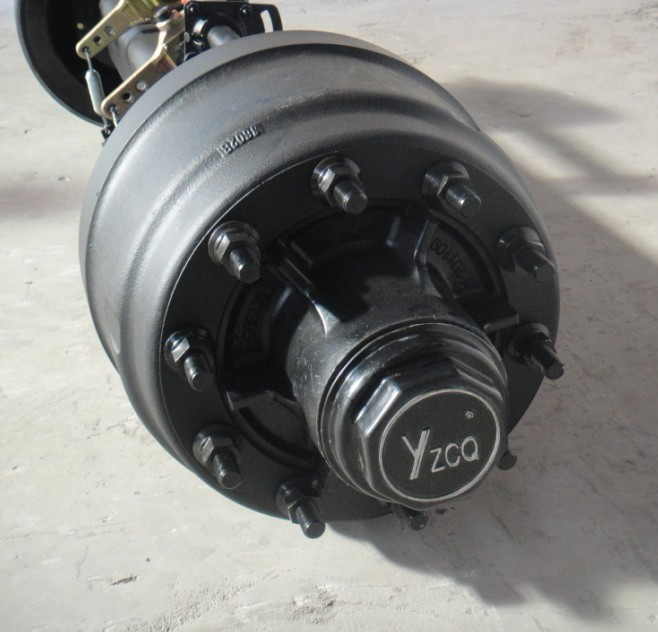 American type axle 13T