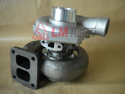 Turbocharger T04B91
