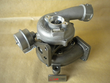 Turbocharger K04V