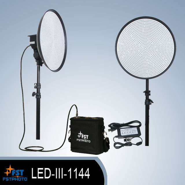 LED series professional studio continuous light