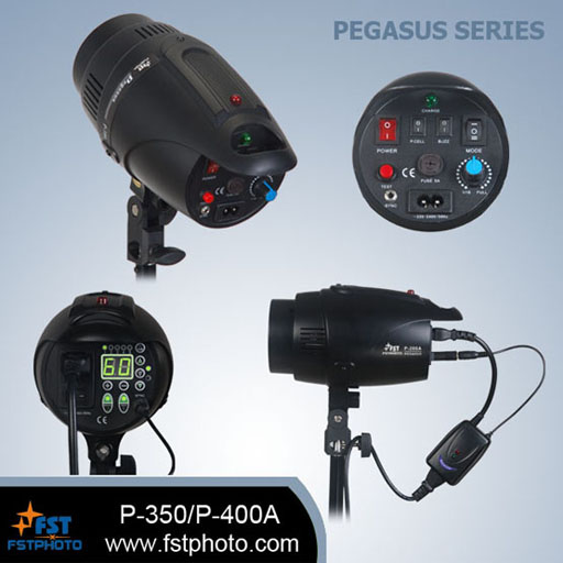 Pegasus series studio digital flash light