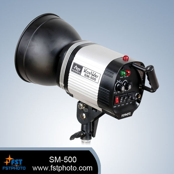 SM series digital studio flash light