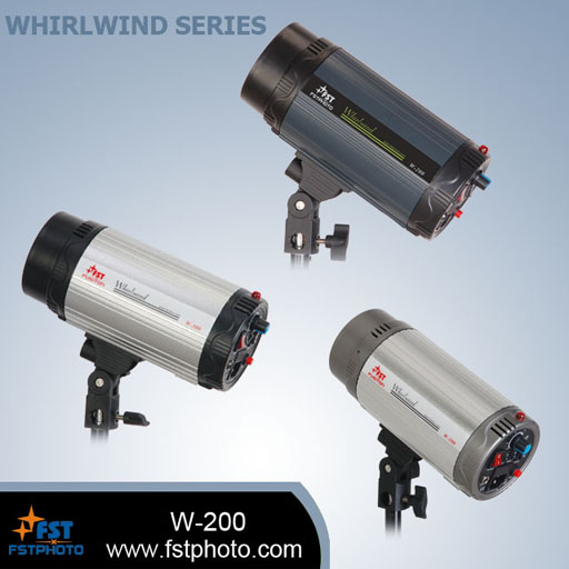 Whirlwind series digital studio flash light