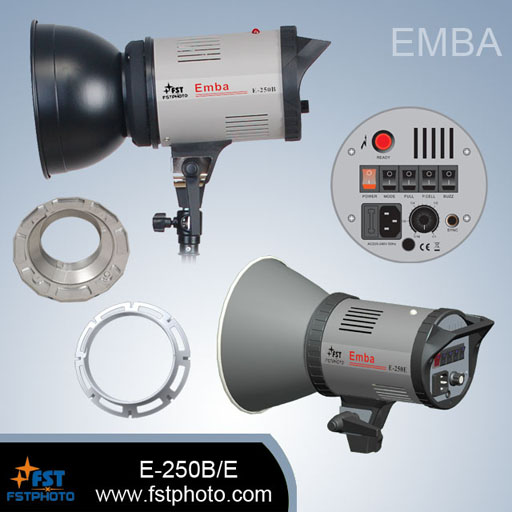 Emba series digital studio flash light