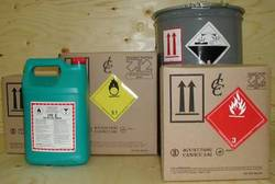 International Courier service for chemicals hazardous cargo non hazardous cargo
