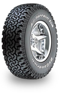 BFGoodrich All-Terrain T/A KO Tires