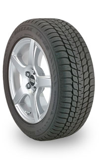 Bridgestone Blizzak LM-25 Run Flat Tires
