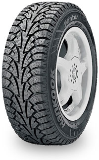 Hankook W409 Winter i*Pike Tires