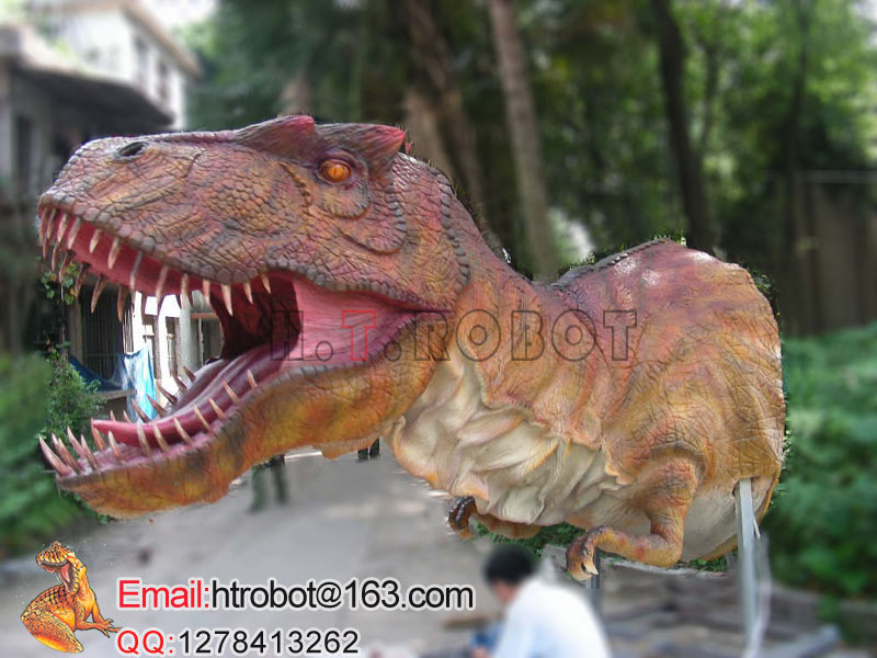 playground animatronic dinosaur  for kids