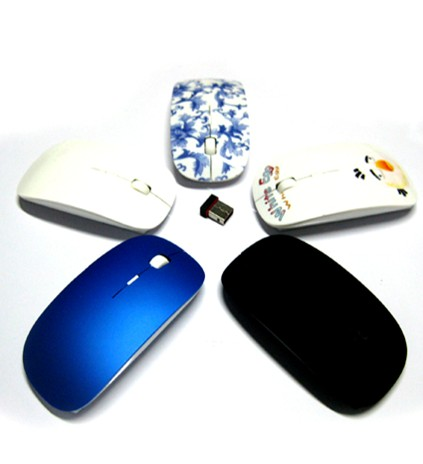 Apple Slim Wireless Mouse