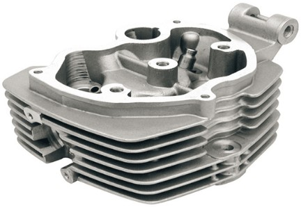 biggest OEM for motorcycle cylinder head in china