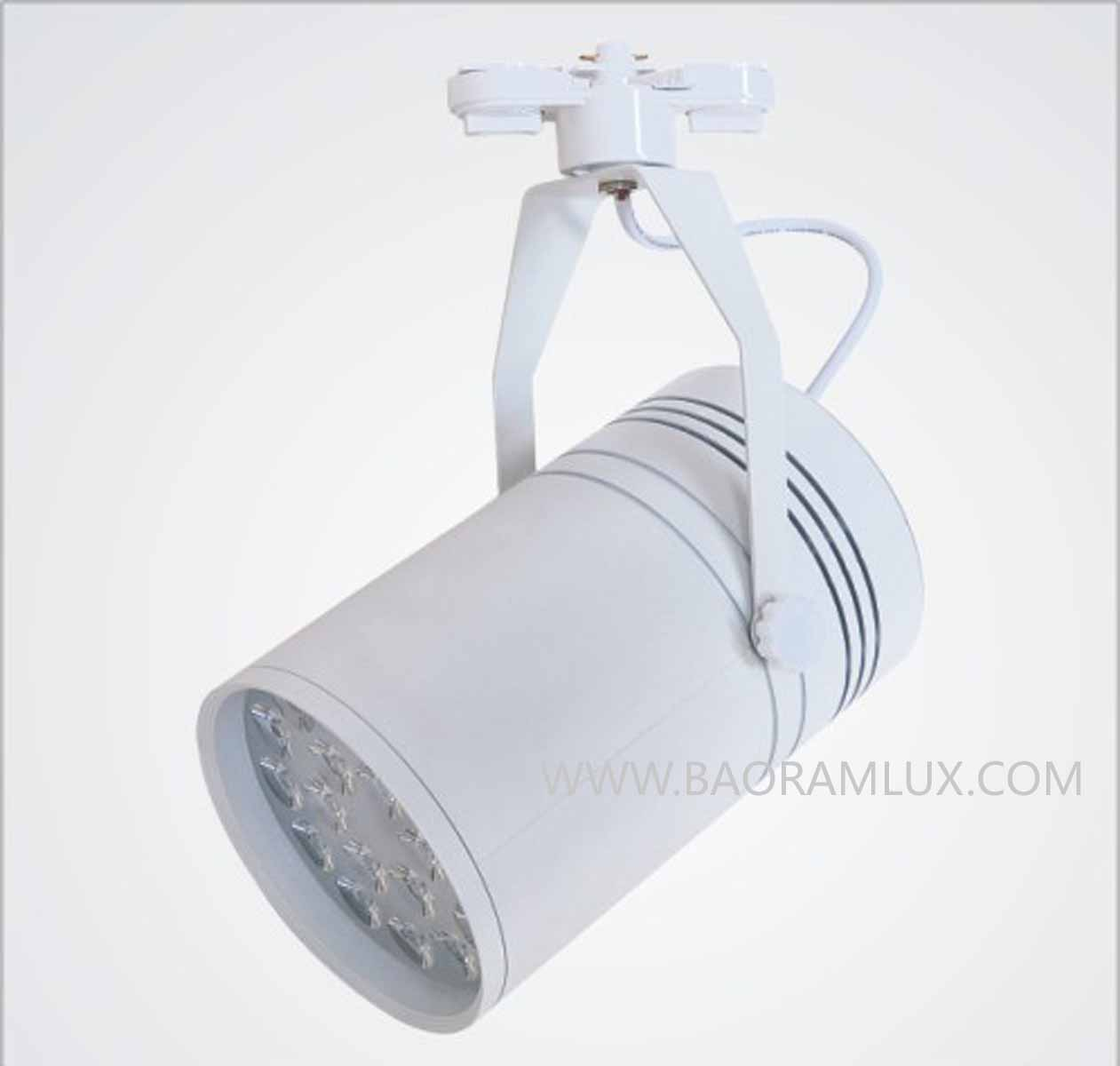 Commercial Grade Led Track Lighting: Led Track Light ,Led Pendant Light, LED Grille Spot Light