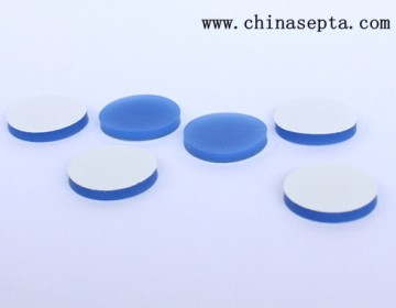 PTFE Silicone Septa For 20mm Open Top Headspace Crimp Cap