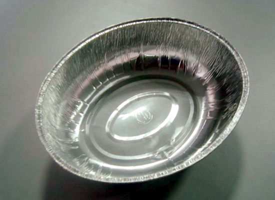 aluminum foil and containers