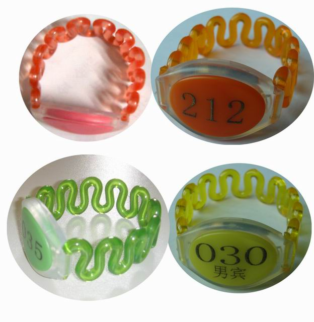 125Khz RFID Wristband,Water-proof Wristband,RFID Wristband tag