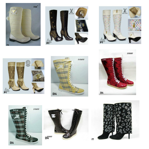 wholesale high quality Giuseppe Zanotti coach chanel dior ect brand boots